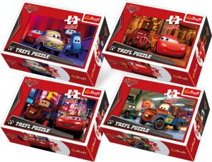 'Cars' Puzzel 54 stukjes
