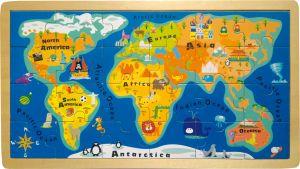 Wereldpuzzel
