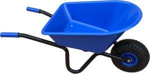 Kruiwagen Blauw