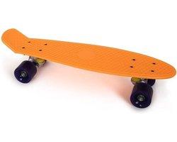 Oranje skateboard