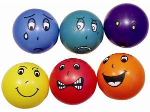 Emotie ballen (6 stuks)