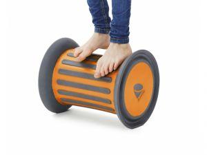 Balans roller zonder zand 'oranje'