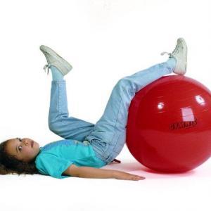 Gymnic Zitbal rood 65cm
